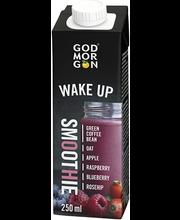 God Morgon Wake Up rohelise kohvioa-kaera-vaarika-kibuvitsa-m...