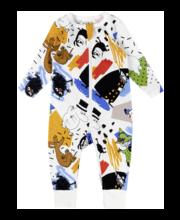 Beebide pidžaama sinine, 86