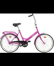"""Jalgratas Helkama Jopo 24"""", roosa"""