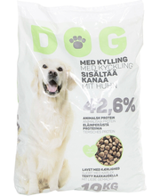 Dog täissööt kanalihaga, 10 kg