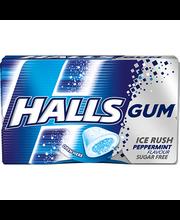 Halls Peppermint närmiskummid 18 g