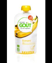 Good Gout banaanipüree 120 g, alates 4-elukuust