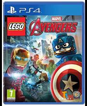 PS4 mäng Lego Marvel Avengers