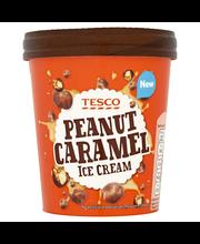 Pähkli-karamellijäätis