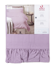 Tekikotikomplekt Amo La Casa Ruffle, tekikott 150 × 210 cm ja...