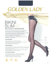 Naiste sukkpüksid Bikini Slim 40 melon S