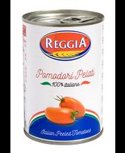 Kooritud tomatid 400 g