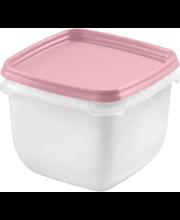 Külmutuskarp 0,75l 4 tk, roosa