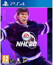 PS4 mäng NHL 20