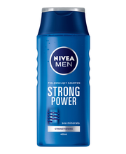 Shampoon strong power 250 ml meeste