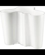 Vaas Alvar Aalto 16 cm, valge