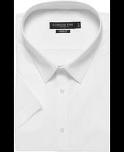 Meeste pluus lühikeste varrukatega, valge XL lose