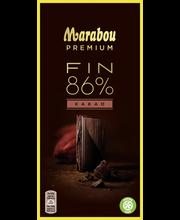 Marabou Premium tume šokolaad 100 g