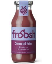 Froosh mustika-vaarikasmuuti 250ml