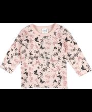 Beebi trikoopluus, roosa 86