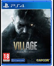 PS4 mäng Resident Evil Village
