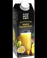 God Morgon mango-passionimahl 1l