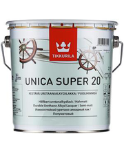 Puidulakk UNICA SUPER 20 2,7 l poolmatt