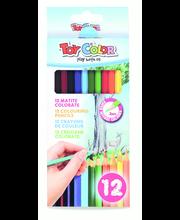 Värvipliiatsid 12 värvi