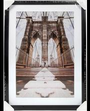 Brooklyni sillaga ehispilt, 50 × 70 cm