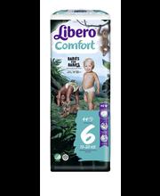 Libero Comfort 6 Teipmähe 13-20kg 44 tk.