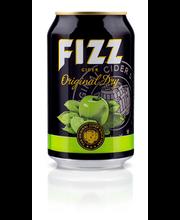 FIZZ ORIGINAL DRY CIDER 330 ML SIIDER 4,7%