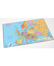 Lauamatt EUROOPA 60x40cm