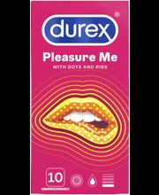 Kondoomid urex Pleasure Me 10 tk