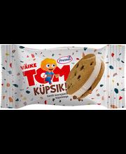 Väike Tom hele küpsisejäätis, 75 g