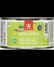 Mürgivaba puiduõli kasvuhoonele ja taimekastidele PATIO VERSO 0,3 l