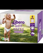 Libero niisked salvrätikud 384 tk