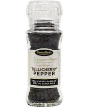 Tellicherry pipar 70 g, veski