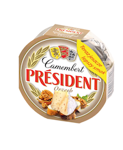 Camembert juust pähklitega, 120 g