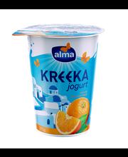 Apelsini kreeka jogurt, 370 g
