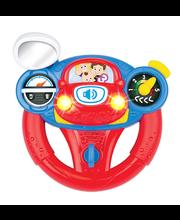 Heli ja valgusega rool väikelastele