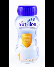 Nutrilon 1 piimajook 200 ml, alates sünnist