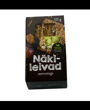 Maris Gilden näkileivad seemnetega 135 g, vegan