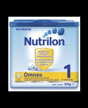 Nutrilon Omneo piimasegu 400 g, alates sünnist