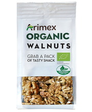 Arimex Organic kreeka pähklid 150 g