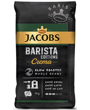 Jacobs Barista Crema kohviuba  1 kg