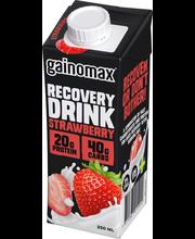 Taastusjook Recovery maasika, 250 ml