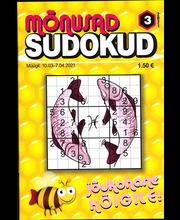 Kuma Mõnusad Sudokud