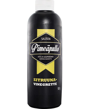 Pimeäpullo sidrunimaitseline vinegrett, 500 g