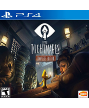 PS4 mäng Little Nightmares: Complete Edition