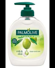 Vedelseep naturals milk&olive 300ml