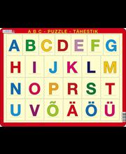 Puzzle Abc-Tähestik