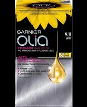 Juuksevärv Olia 9.11 Metallic Silver