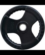 Raskus 20 kg Olympia HD3354-20c, must