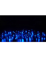 Valguskett Rudolf sinine 80 LED IP44, välis