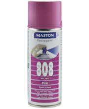 Alküüdvärv Maston Spray 400ml, roosa